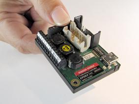 electronica brushless motor