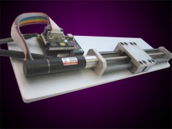 motor brushless lineal y electornica