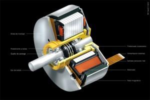 motor brushless Dc plano_72ppp_negro
