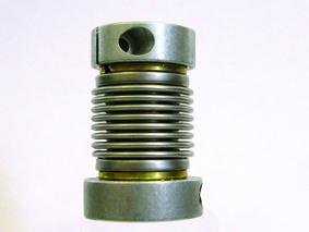 Acoplamiento elástico, brushless motor