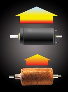 resistencias termicas motor brushless
